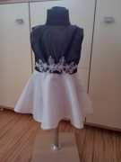muszlinos ruhácska